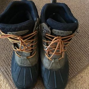 LL.  Bean waterproof hiking boots. Great condition